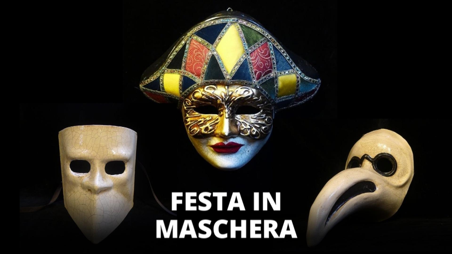 Arlecchino e la Bauta: la storia dietro le maschere