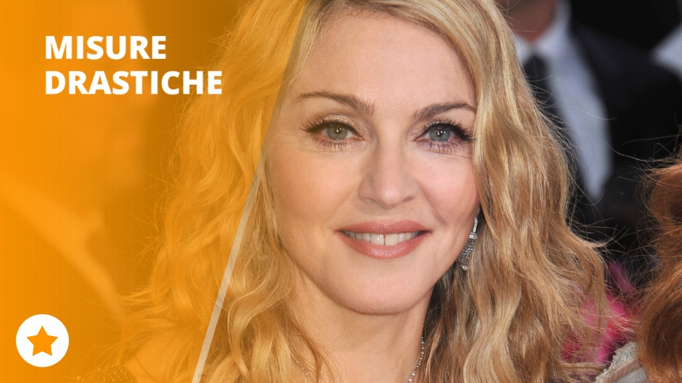 Madonna: 'Cancellatemi dai social'