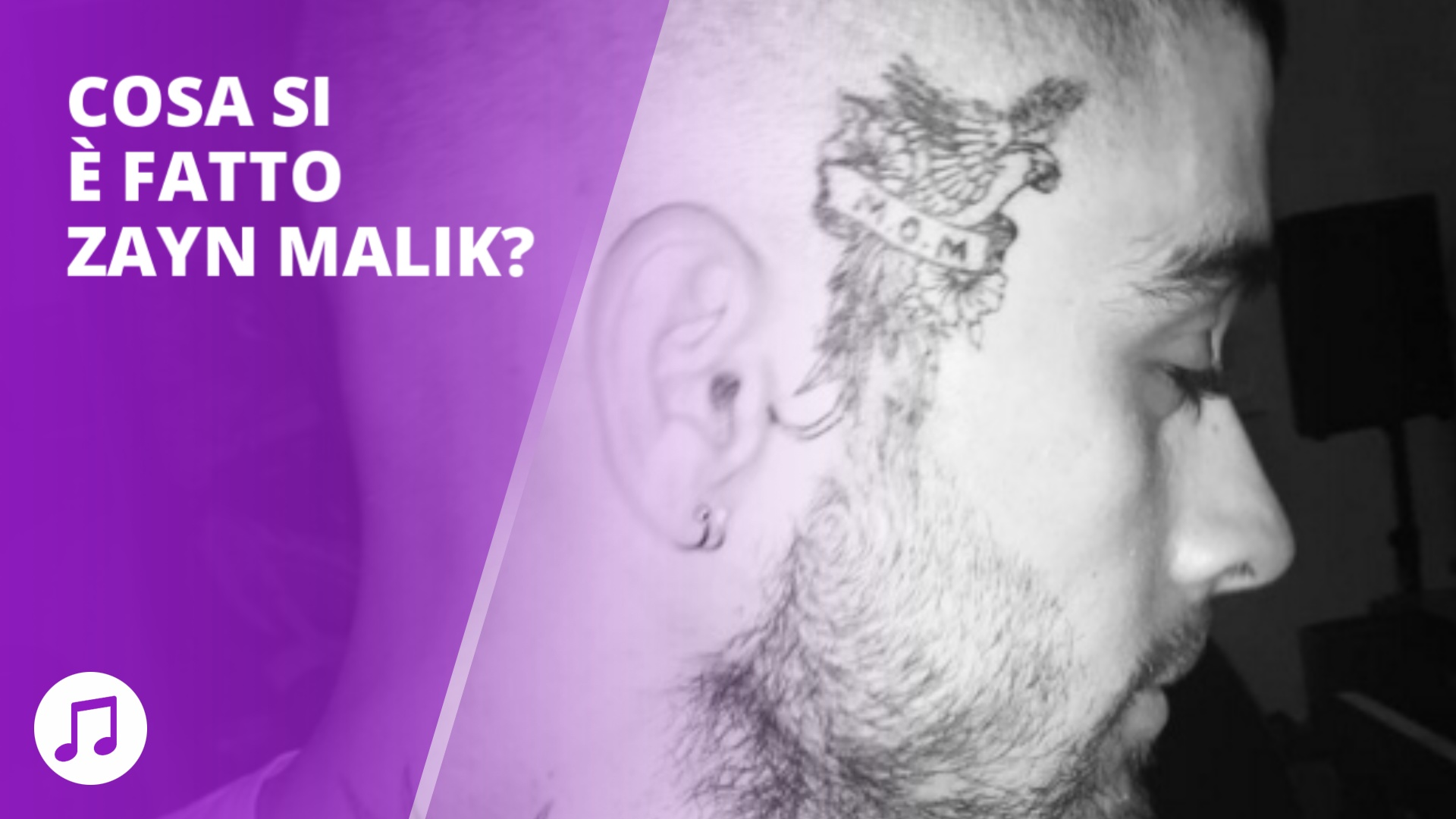 Il nuovo tattoo di Zayn Malik ha sconvolto i fan