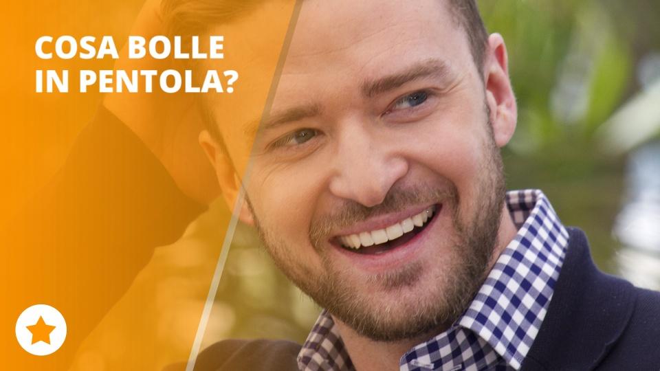 Justin Timberlake sta preparando un nuovo album?