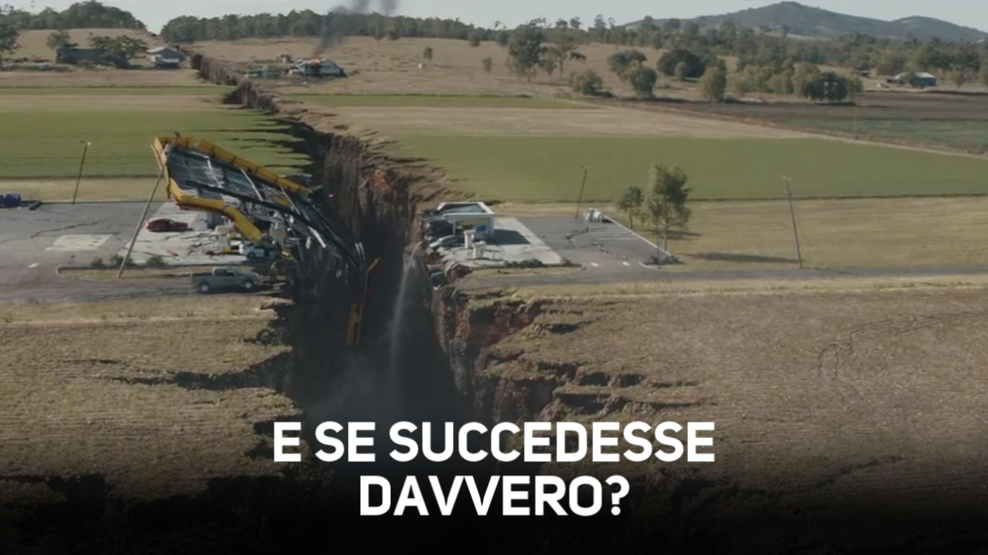 E se un terremoto colpisse Los Angeles?