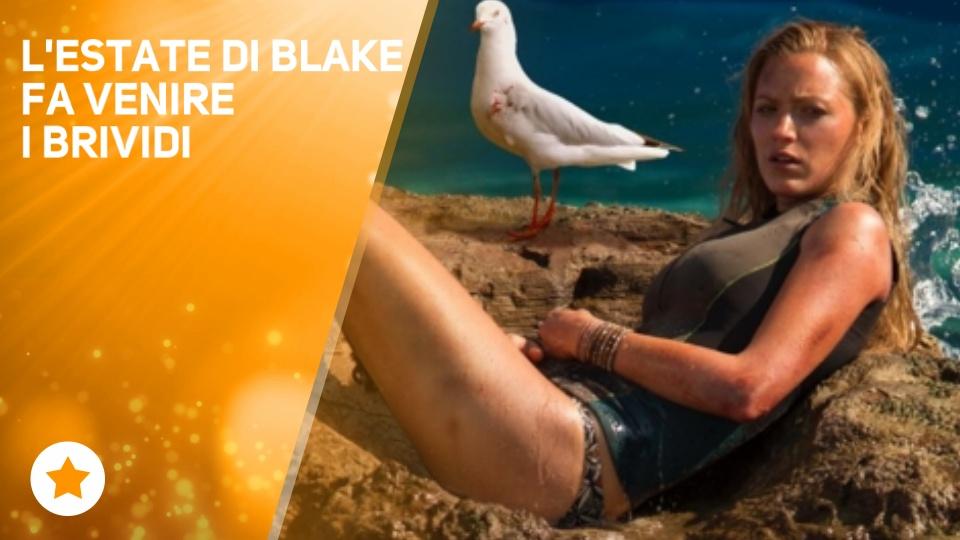 Blake Lively e' un vero incubo. Ma chi ci crede?