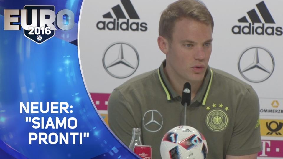 Euro 2016, la Germania e' pronta per gli ottavi