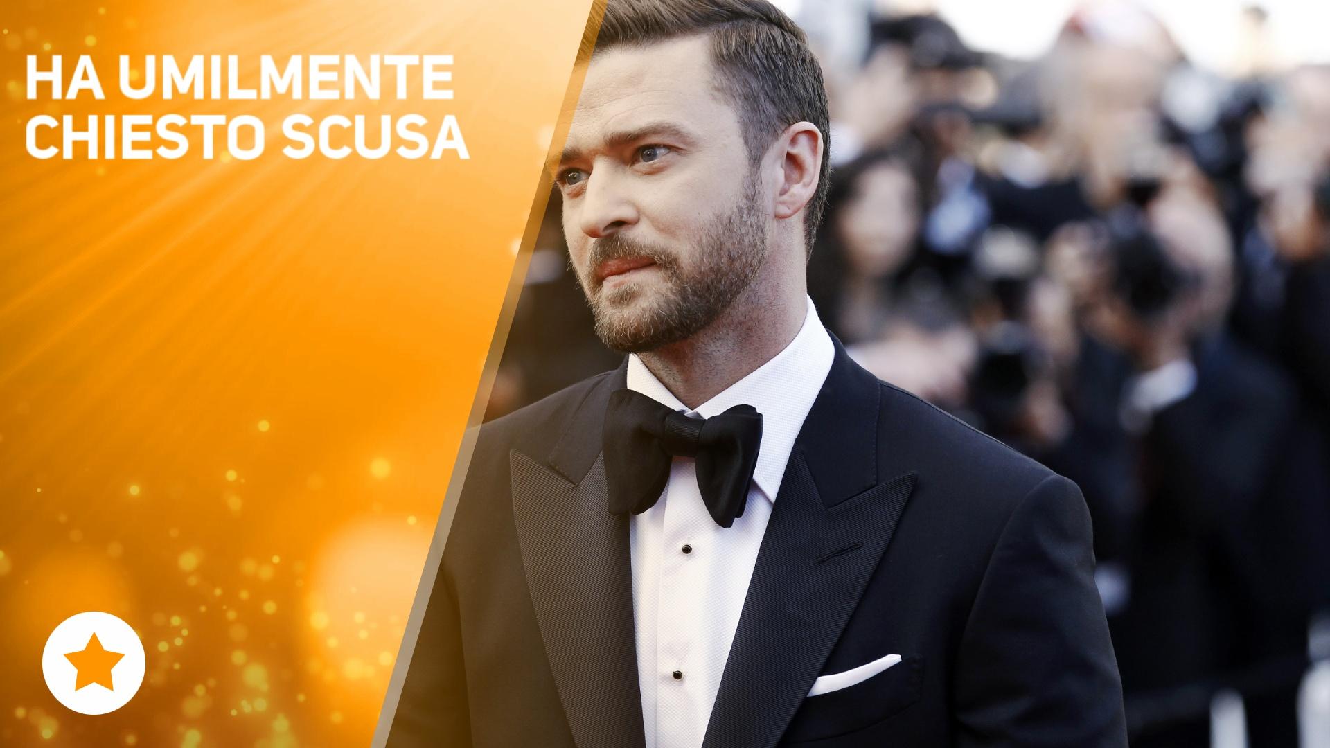 Nessuna pieta' per Justin Timberlake sui social