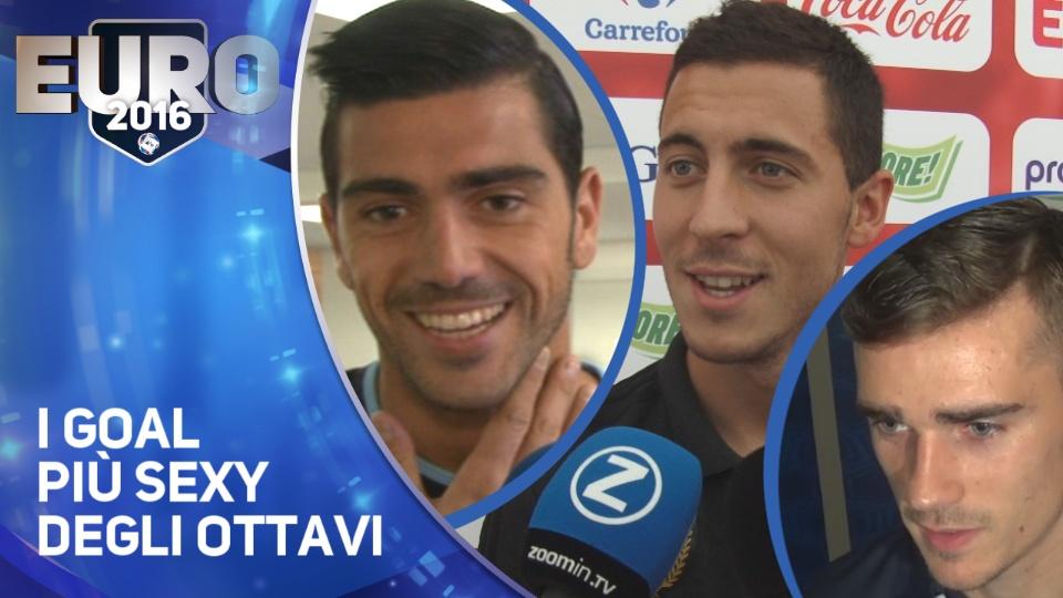 Belli e bravi, i 3 eroi degli ottavi di Euro 2016