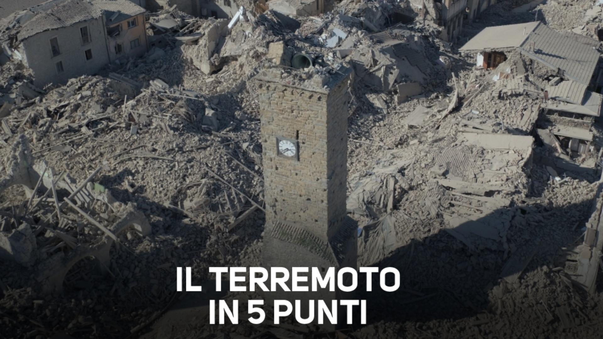 Tutto quello che sappiamo sul terremoto del 30 ottobre