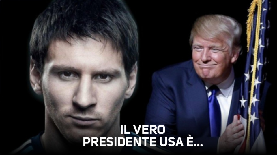 Messi for president! In USA c'e' chi lo ha votato