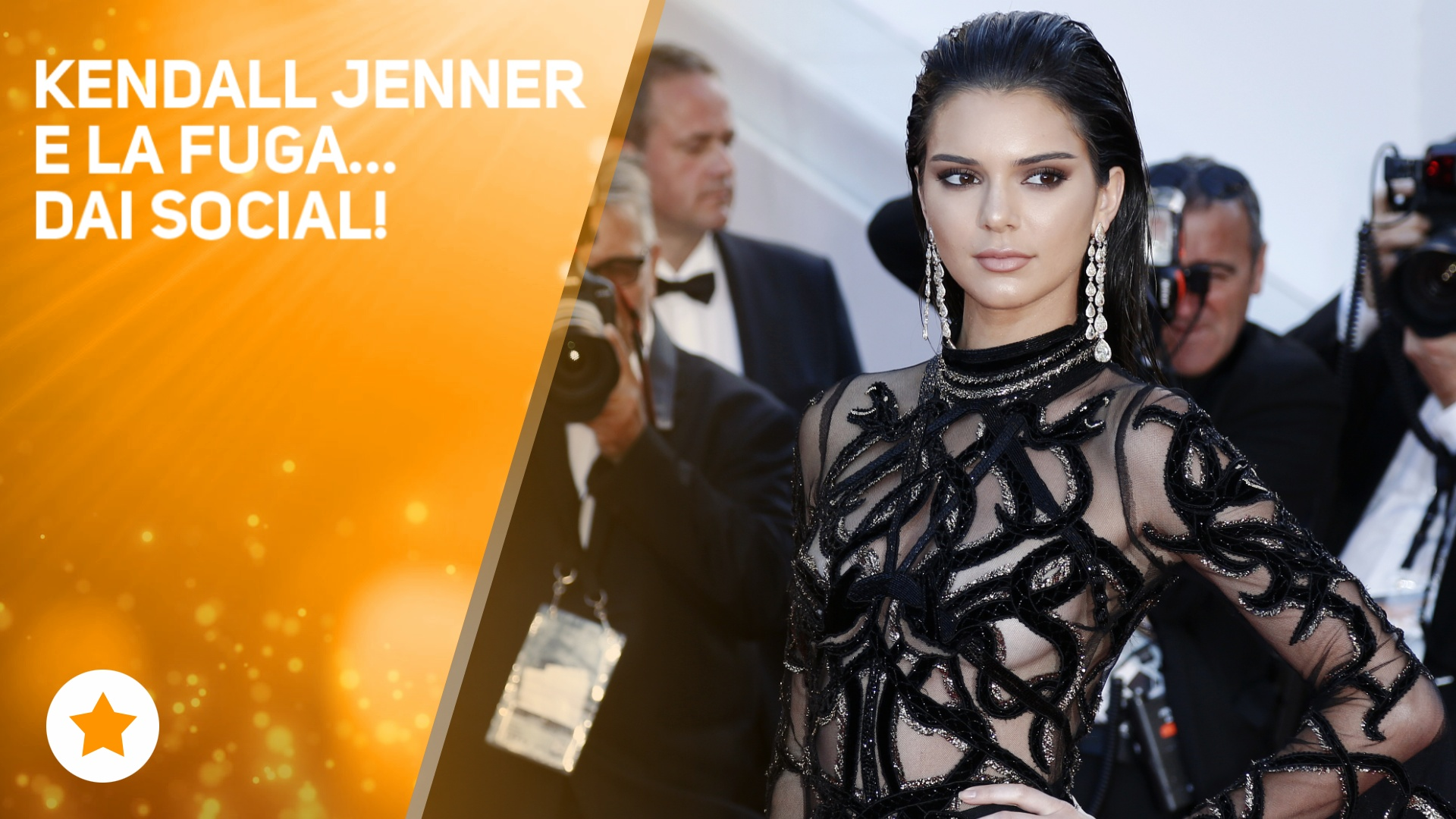 Allarme! Kendall Jenner e' scomparsa da Instagram