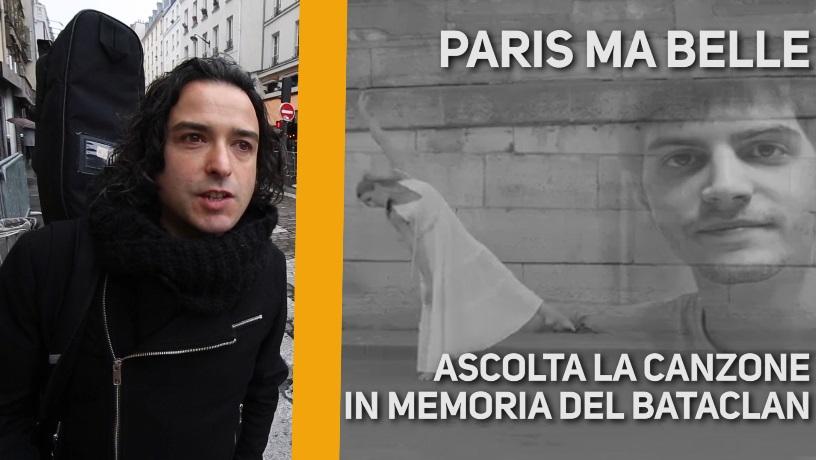 La canzone virale per ricordare gli attentati di Parigi