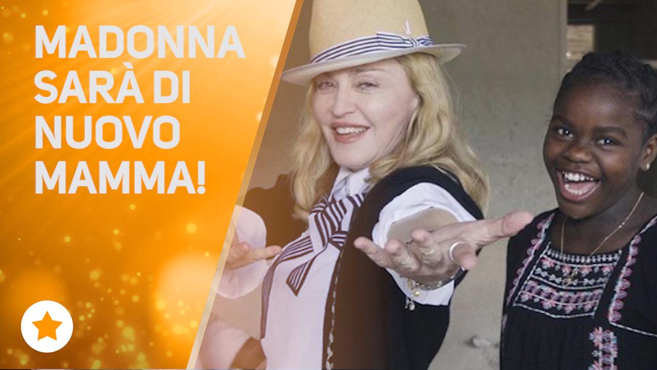 Nuova adozione per Madonna
