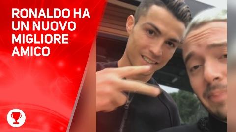 Ronaldo ci presenta il suo nuovo migliore amico