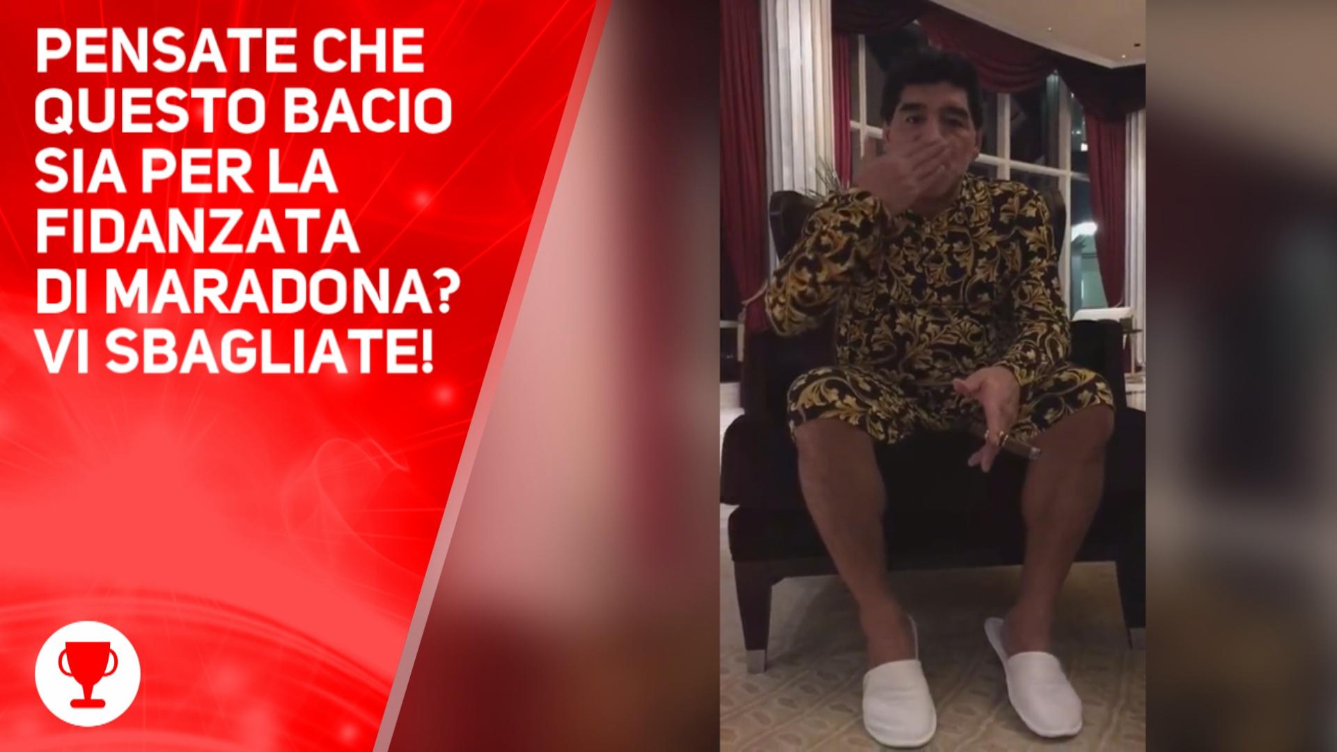 Maradona ne ama due