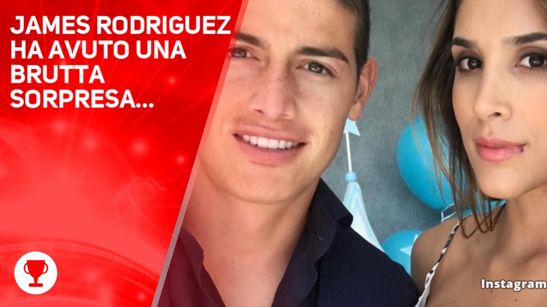 Tradimento! La moglie di James Rodriguez confessa…