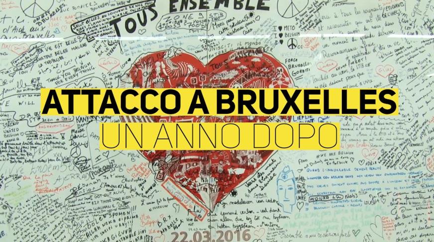 Bruxelles un anno dopo: le cicatrici delle bombe