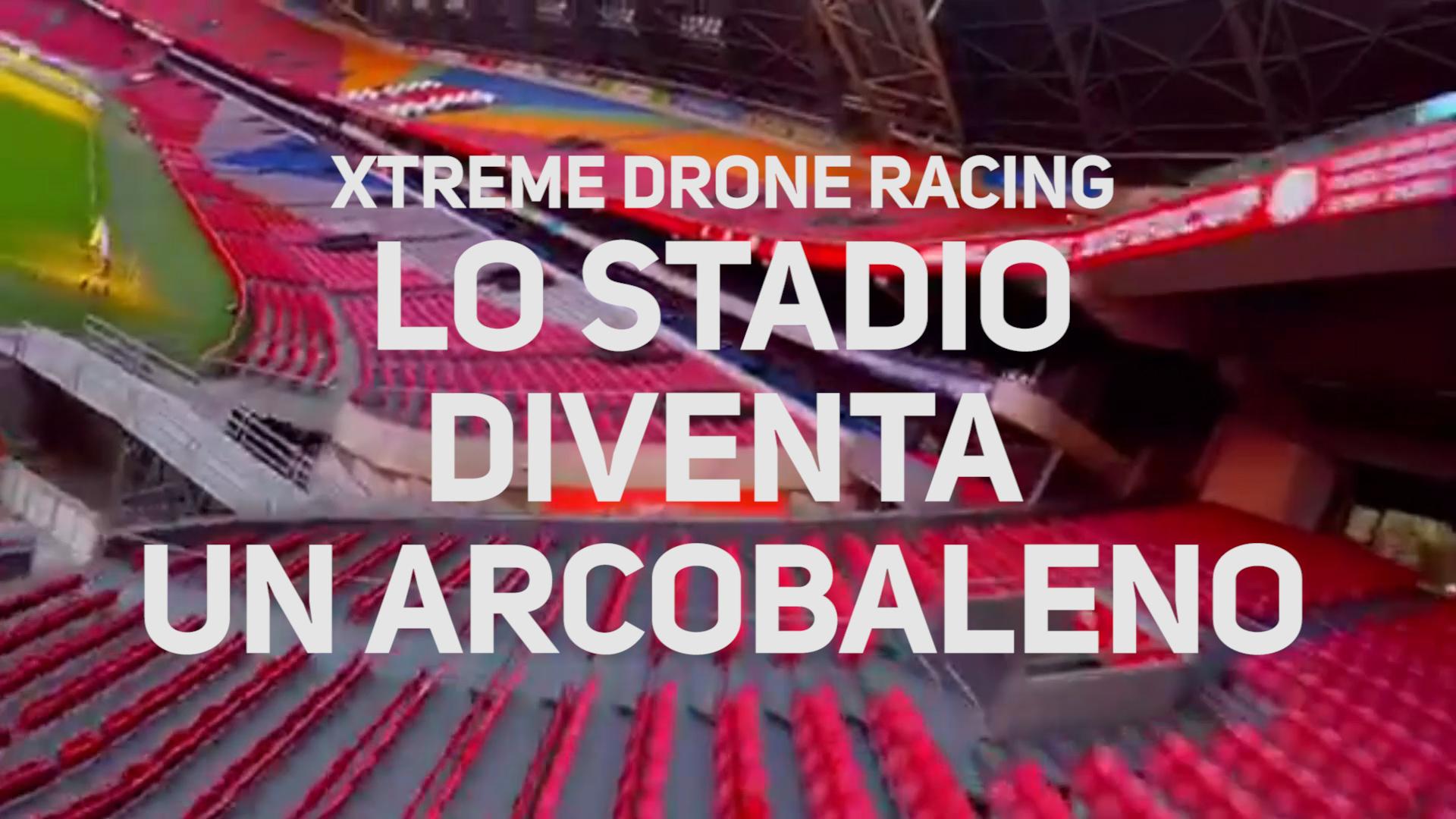 Gare di droni: e' il futuro dello sport?