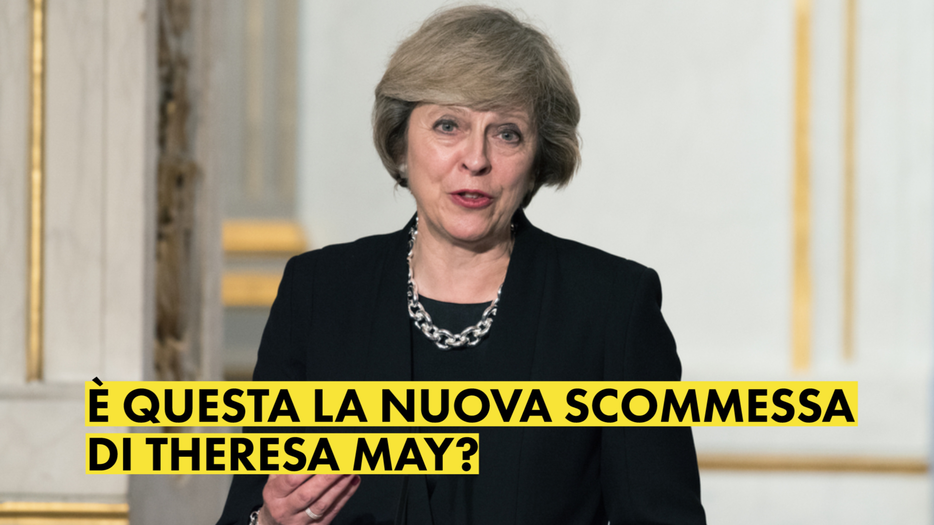 Elezioni a sorpresa in Inghilterra!