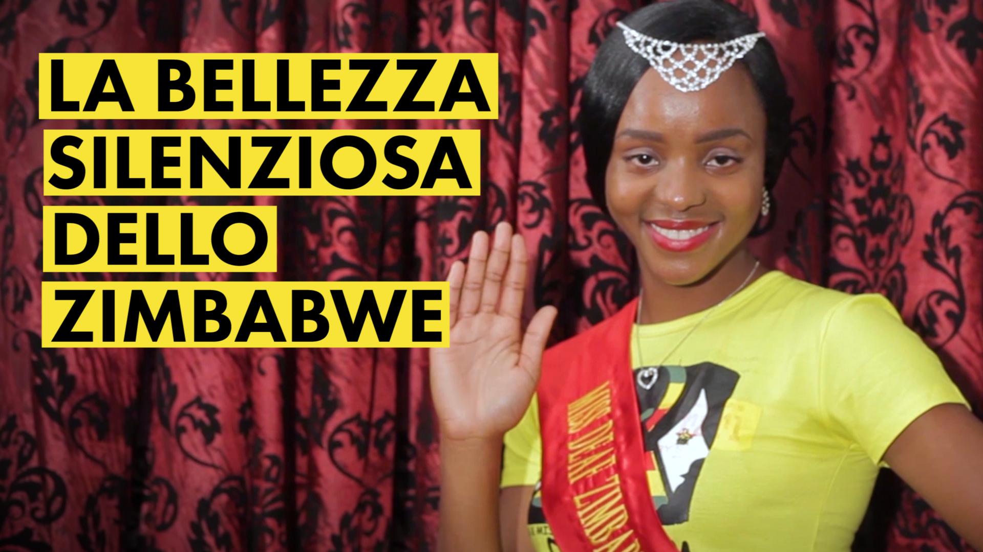 Un premio ridicolo offende Miss Sordita' Zimbabwe 2017