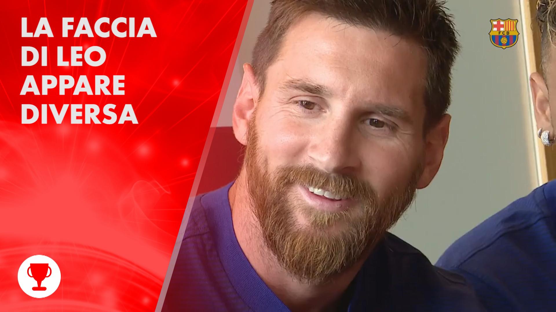 Ma cosa ha mangiato Messi in Giappone?