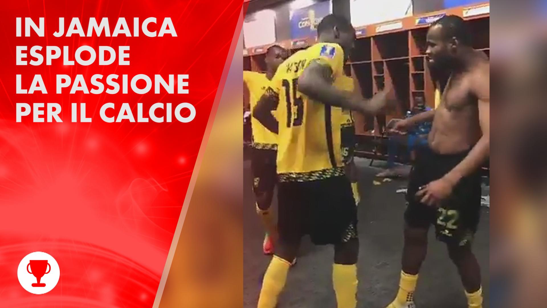 Stupefacente risultato per il calcio jamaicano
