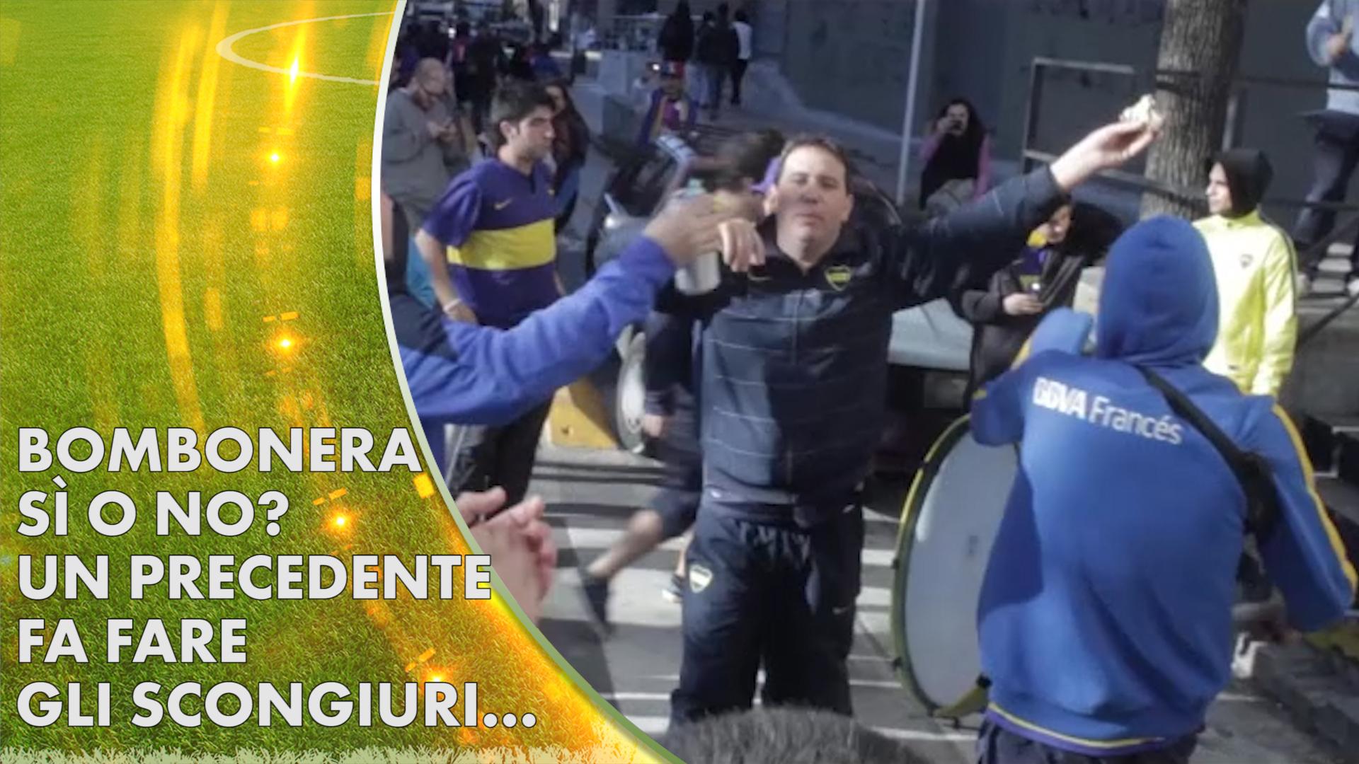 L'Argentina vuole la Bombonera, ma forse e' meglio di no